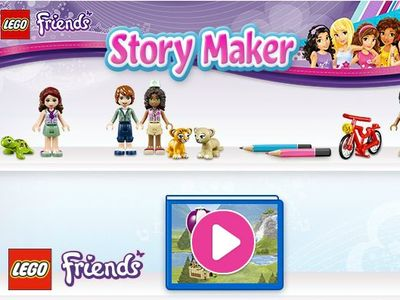 LEGO FRIENDS - STORY MAKER