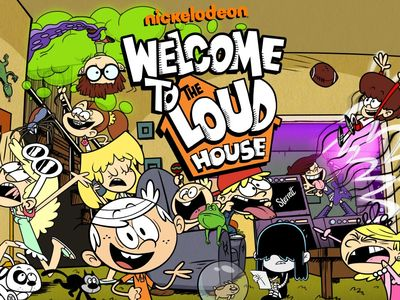 Loud House - Welcome To Loud House