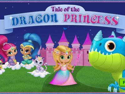 Σίμερ & Σάιν - Tale of the Dragon Princess