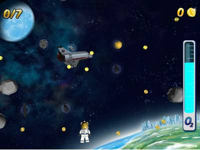 LEGO CITY - MY CITY SPACE
