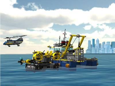 LEGO CITY - MY CITY TREASURE HUNTER