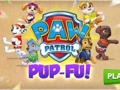 Paw Patrol - Pup-Fu