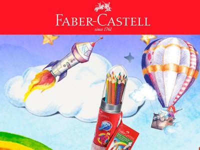 Κερδίστε δώρα για την σχολική χρονιά από την Faber-Castell