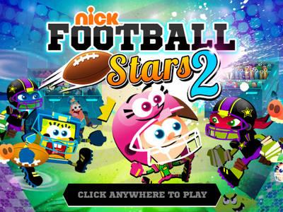Nick Football Stars - V2!