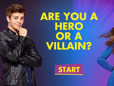 The Thundermans - Are you a Hero or a Villain?