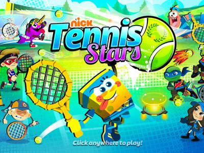 Nick Tennis Stars!