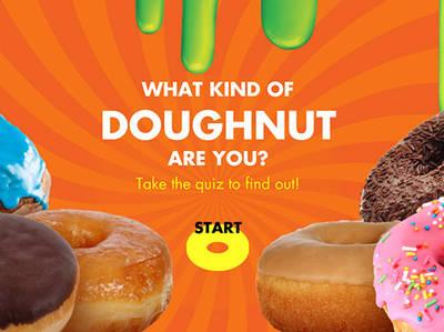 Τι είδος ντόνατ είσαι;
