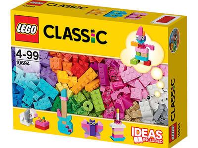 Κέρδισε μοναδικά δώρα LEGO Friends Λέσχη Ιππασίας της Χάρτλεϊκ ή LEGO Classic!