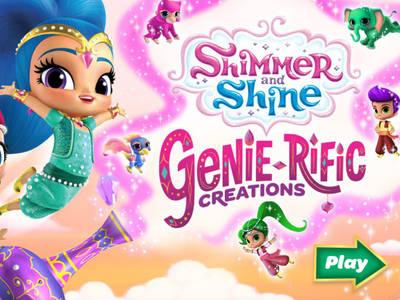 Σίμερ & Σάιν - Genie Rific Creations