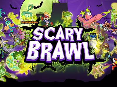 Nickelodeon - Scary Brawl