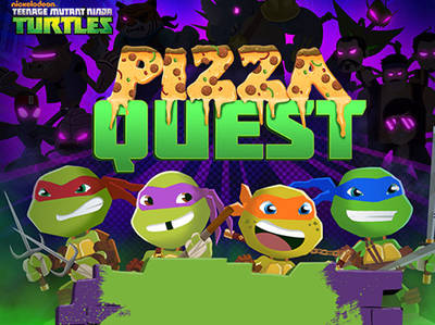 TMNT - Pizza Quest