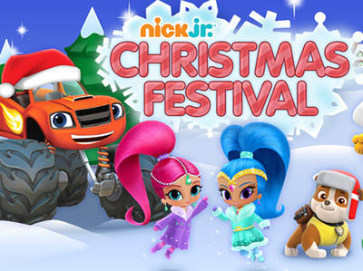 Nick Jr - Christmas Festival