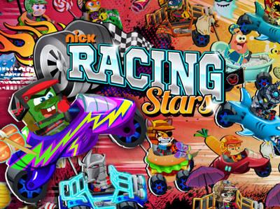 Nick - Racing Stars