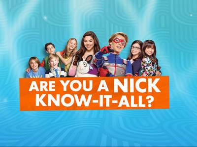 Nick  - Quiz: Πόσο καλά ξέρεις τους χαρακτήρες;