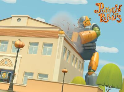 Pumpkin Reports S01 - EP01
