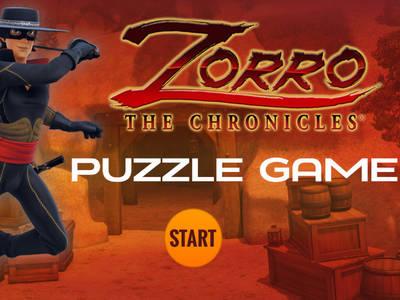 ZORRO - Puzzle