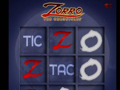 ZORRO - Τρίλιζα