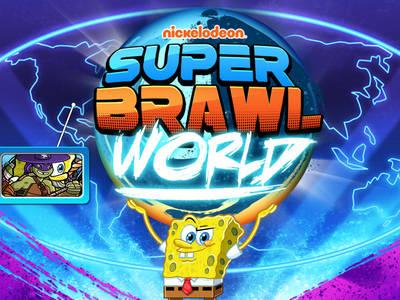 Νέα Έκδοση: Super Brawl World!