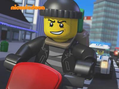 LEGO City Mini Movies - Train Ride