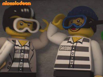 LEGO City Mini Movies - Cash Spash