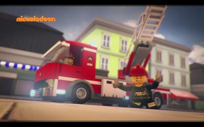 LEGO City Mini Movies - Lights, Camera, Fire