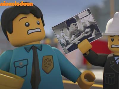 LEGO City Mini Movies - Hot Chase