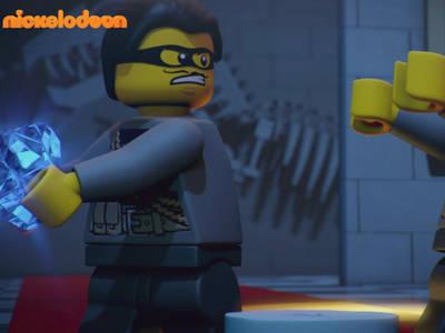 LEGO City Mini Movies - Museum Heist