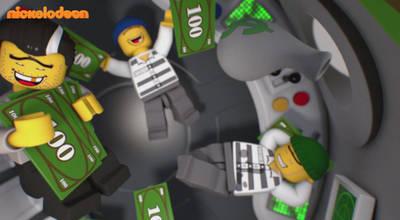 LEGO City Mini Movies - Rocket Cash