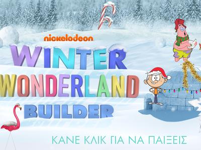 Nick - Winter Wonderland Builder