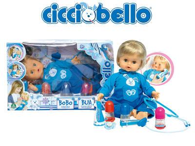 Το αγαπημένο σου μωράκι Cicciobello