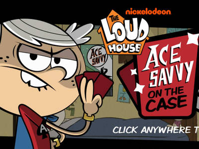Loud House - Ace Savvy