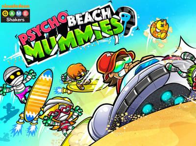 Psycho Beach Mummies