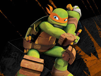 TMNT - S04 EP17 - THE INSECTA TRIFESTA