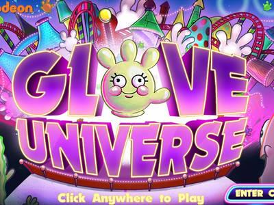 Μπόμπ Σφουγγαράκης - Glove Universe