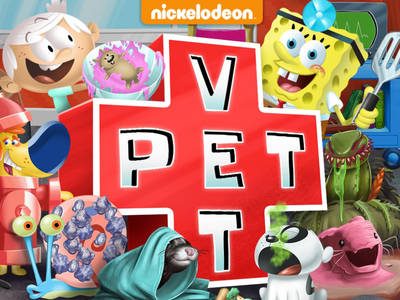 Nickelodeon - Pet Vet