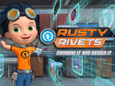Rusty Rivets- Combine it and Design it