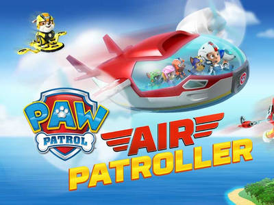 Paw Patrol- Air Patroller
