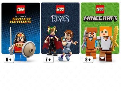 Κέρδισε μοναδικά LEGO® δώρα από το Nickelodeon!