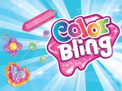 Κέρδισε την φανταστική σειρά  Color Bling από το Nickelodeon και την Just Toys!