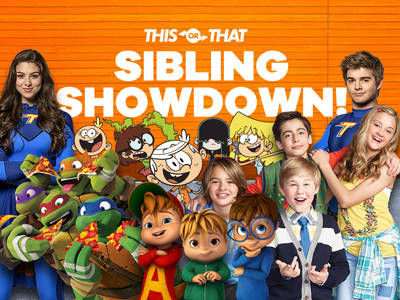This or That - Sibling Showdown!