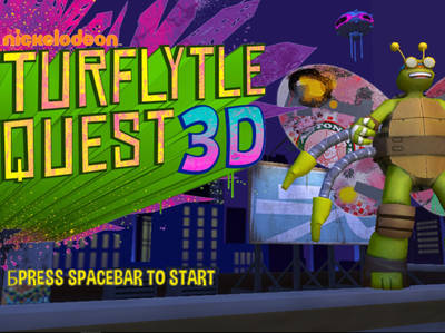 TMNT - Turflytle Quest 3D