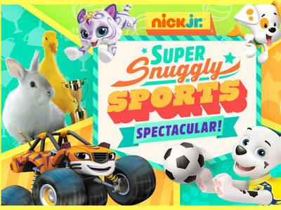 NickJr - Super Snuggly Sports