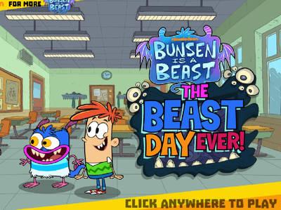 Μπάνσεν το Τέρας - The Beast Day Ever
