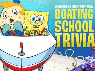 Μπόμπ Σγουγγαράκης - Boating School Trivia