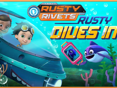 Rusty Rivets - Dives in