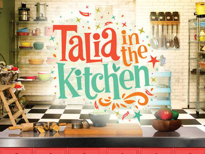 Talia in the kitchen EP32 | Food Fighters