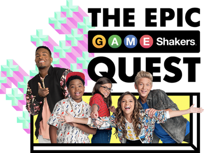 Game Shakers - Trivial Quest