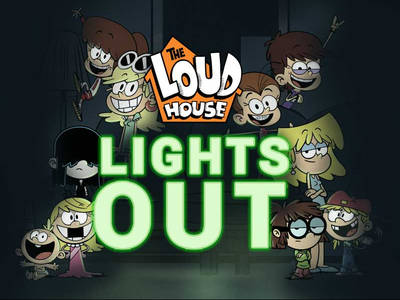 The Loud House - Lights Out