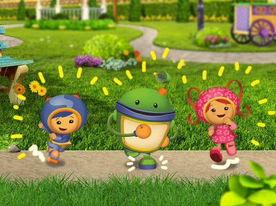 Team Umizoomi - Ready, Set, Solve it!