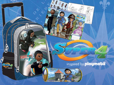 Κερδίστε set σχολικών Playmobil!